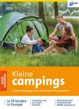 ANWB , ANWB-gids Kleine Campings 2021