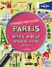 Lonely planet verboden voor ouder - Parijs