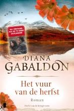 Diana  Gabaldon Het vuur van de herfst - Deel 4 van de Reiziger-cyclus