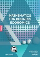 John Kleppe Herbert Hamers  B. Kaper, Mathematics for Business Economics