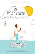 Jonas  Karlsson De rekening