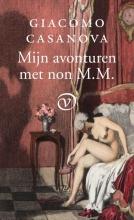 Giacomo  Casanova Mijn avonturen met non M.M. (set 10 ex)