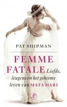 Pat  Shipman Femme fatale