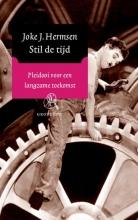 Joke J.  Hermsen Stil de tijd (grote letter) - POD editie