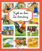 Émilie  Beaumont, Marie-Renée  Pimont Kijk en leer: De boerderij