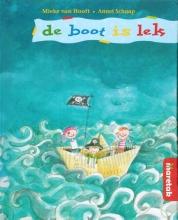 Mieke van Hooft , De boot is lek