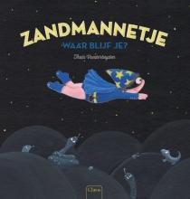 Thaïs  Vanderheyden Zandmannetje, waar blijf je?