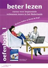 Dorine de Kruyf Marilene Gathier, Beter lezen deel 1 oefenboek