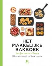 Rutger van den Broek Het makkelijke bakboek