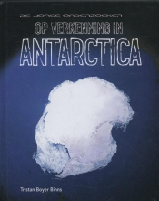 Tristan  Boyer Binns Antarctica