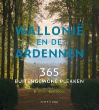 Kristien Hansebout , Wallonië en de Ardennen
