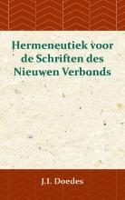 J.I. Doedes , Hermeneutiek voor de Schriften des Nieuwen Verbonds