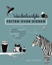 Maja  Säfström Wonderbaarlijke feiten over dieren