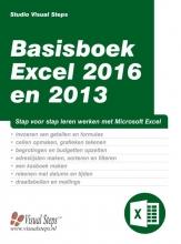 Studio Visual Steps , Basisboek Excel 2016 en 2013