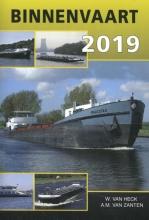 W van Heck, A van Zanten Binnenvaart 2019