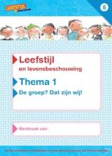 P. Wessels O. van Eck  S. Onvlee, Leefstijl en Levensbeschouwelijk groep 6 Werkboek
