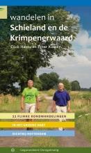 Peter Kuiper Cock Hazeu, Wandelen in Schieland en de Krimpenerwaard