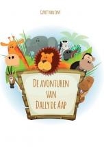 Gerrit van Lent De avonturen van Dally de Aap