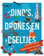 Jim  Jansen Dino`s, drones en deeltjes