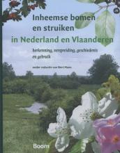 Bert Maes Jan Bastiaens  Otto Brinkkemper  Koen Deforce, Inheemse bomen en struiken in Nederland en Vlaanderen
