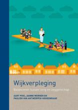 Paulien van Antwerpen-Hoogenraad Aart Pool  Aenne Werner, Wijkverpleging