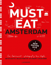 Luc Hoornaert , Must Eat Amsterdam - updated edition 2017