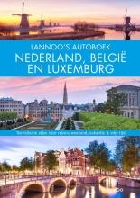 , Lannoo`s Autoboek-Nederland, België en Luxemburg