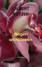 Gilbert Keyzer , Negen orchideeën