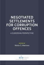 , Negotiated settlements for corruption offences
