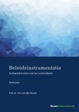 J.H.J. van den Heuvel , Beleidsinstrumentatie