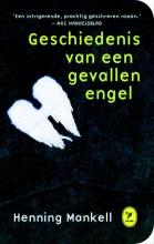 Henning  Mankell De geschiedenis van een gevallen engel