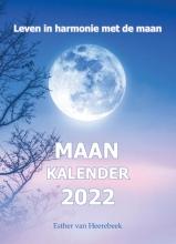 Esther van Heerebeek , Maankalender 2022