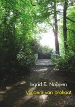 Ingrid E.  Noppen Vlinders van brokaat