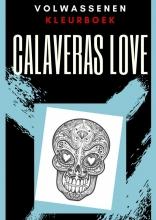 Emmy Sinclaire , Volwassenen kleurboek : Calaveras Love