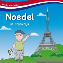 Marsha  Vis Noedel reisboekjes Noedel in Frankrijk