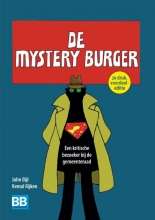 Kemal  Rijken De Mystery Burger