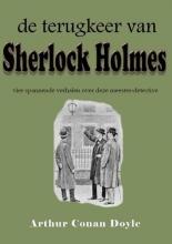 Arthur  Conan Doyle De terugkeer van Sherlock Holmes
