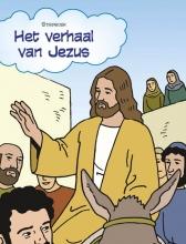 Toni  Matas, Birgit  Akesson Het verhaal van Jezus