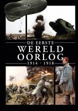 Henk van der Linden , De Eerste Wereldoorlog 1914-1918