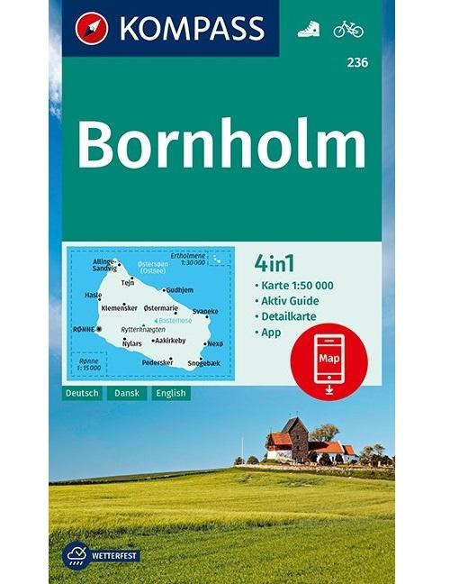 ,Kompass WK236 Bornholm
