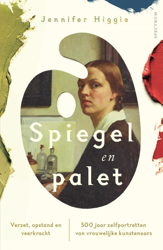 Jennifer Higgie,Spiegel en palet