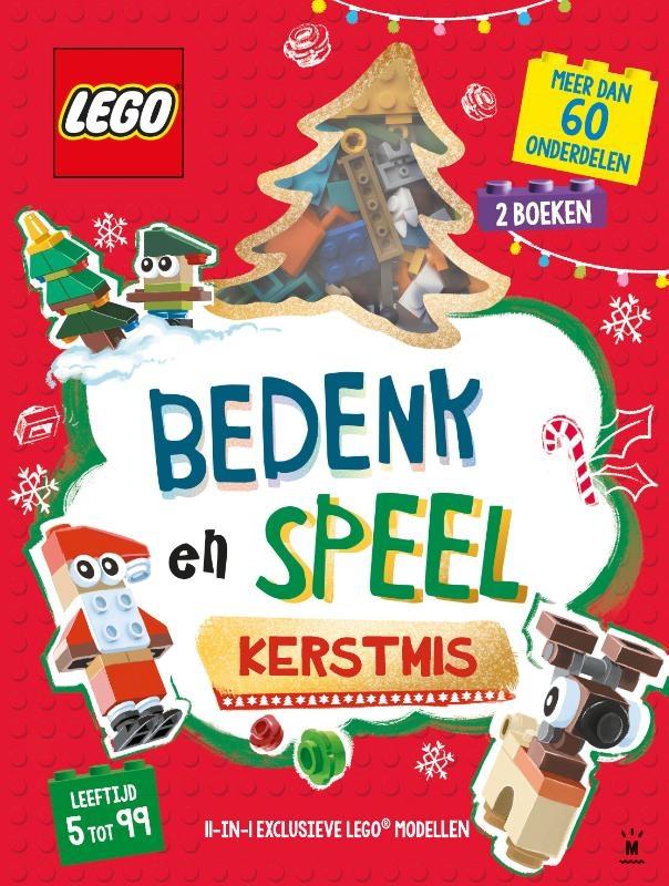 ,LEGO Bedenk en Speel Kerstmis