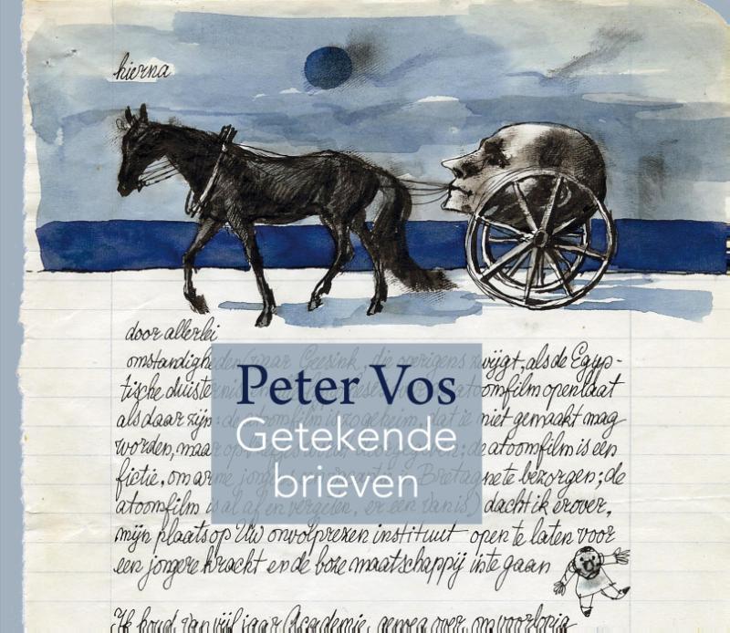 Jan Piet Filedt Kok, Eddy de Jongh,Peter Vos - Getekende brieven