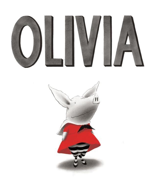 Ian Falconer,Olivia