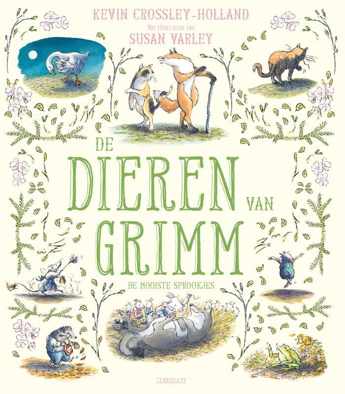 Kevin Crossley-Holland,De dieren van Grimm