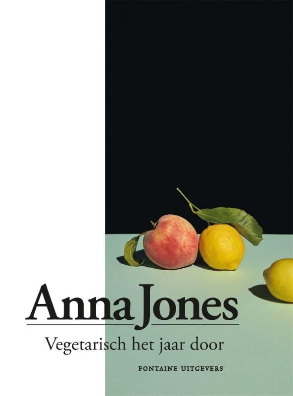 Anna Jones,Vegetarisch het jaar door