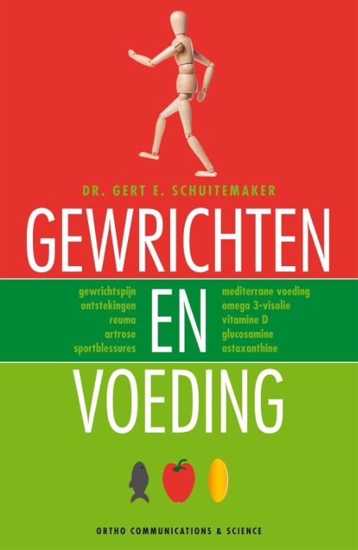 Gert E. Schuitemaker,Gewrichten en voeding