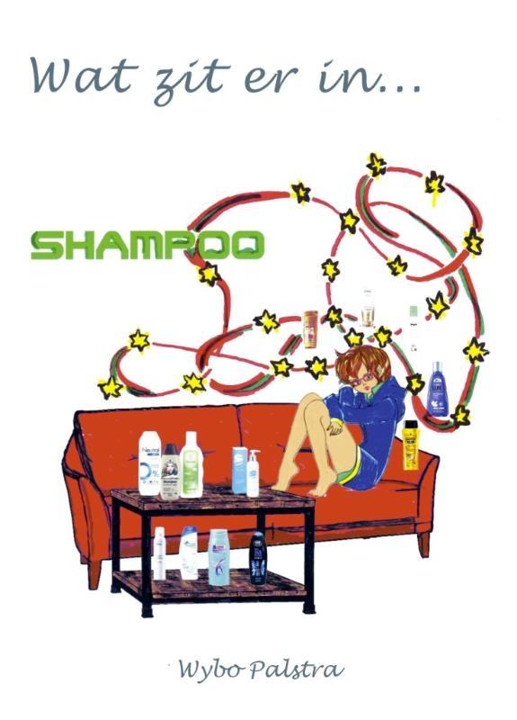 Wybo Palstra,Wat zit er in... shampoo?