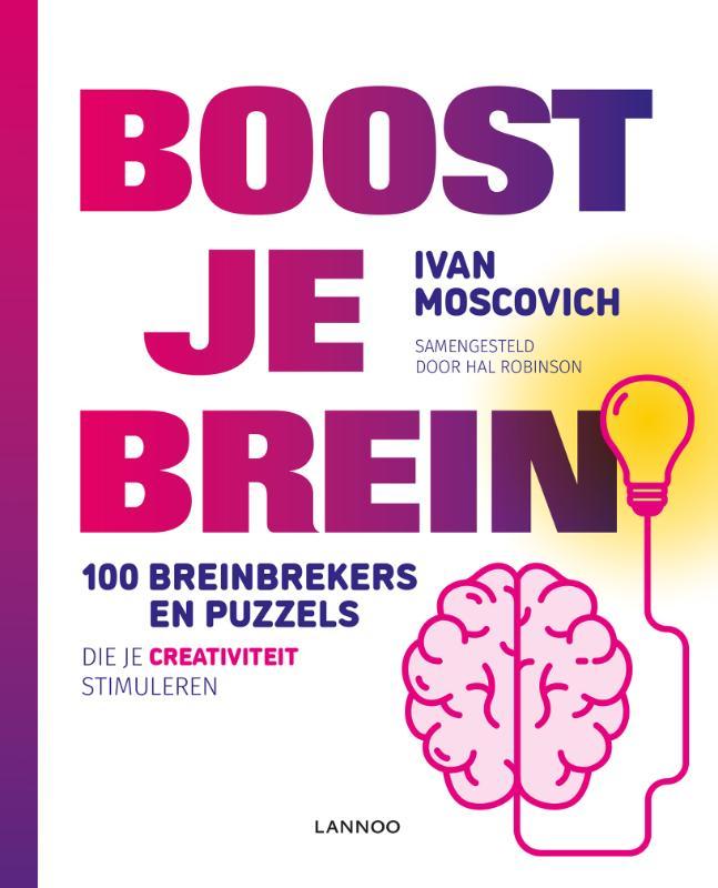 Ivan Moscovich,Boost je brein