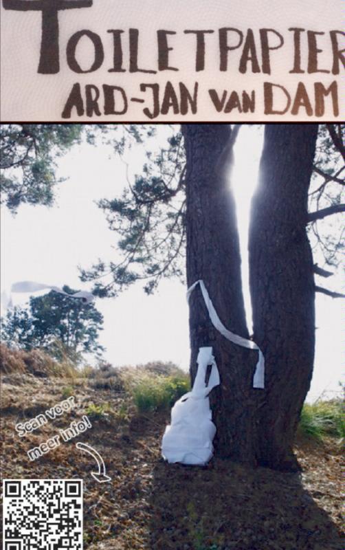 Ard-Jan van Dam,Toiletpapier